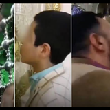 I Dare Thee Coronavirus! Iranians Lick Holy Shrines to Resist Calls to Close Them Amid Outbreak | Al Bawaba