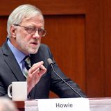 Howie Hawkins goes national