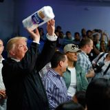 Donald Trump's Climate Policy: 'Get Your Mops and Buckets Ready'