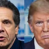 New York Gov. Cuomo says President Trump has put politics above public health throughout pandemic