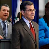 Padilla, Becerra, Bass in the mix to replace Harris as senator amid VP buzz