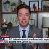 Pelissero: NFL, NFLPA at odds over making new 'face shield' mandatory NFL helmets