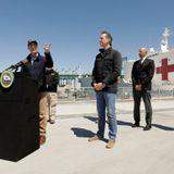 Newsom, Garcetti face political distress as California locks down again