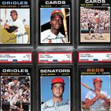 One of the biggest baseball card collections of all time goes up for auction
