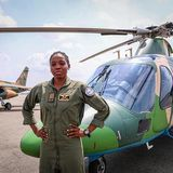 Nigeria's First Female Combat Helicopter Pilot Dies At 23 | Africa at Random