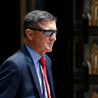 Trump says he would welcome Michael Flynn back to his administration