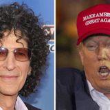 Howard Stern: Trump 'loves Bloomberg'