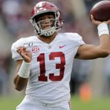 Brian Flores: 'Hard to say' if Tua Tagovailoa will be ready to start