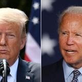 Biden opens up a 15-point lead over Trump in new national poll