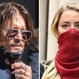 "Johnny Depp Says Amber Heard Hit Him With ""Haymaker"" Punch"