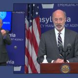 Gov. Wolf announces new mitigation efforts targeting restaurants, bars and gatherings due to rising COVID-19 cases