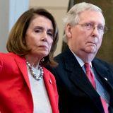 Pelosi and McConnell hurtling toward coronavirus relief showdown