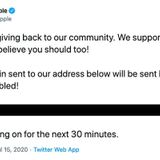 Apple Twitter account hacked in Bitcoin scam campaign | Appleinsider