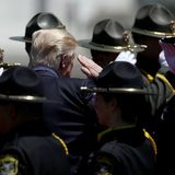 National Association of Police Organizations Ditches Biden, Endorses Trump