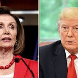 Pelosi: Trump 'the most dangerous person in the history of our country'