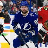 Super 16: Top right wings playing in Stanley Cup Qualifiers