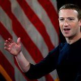 Zuckerberg criticizes US, Trump response to COVID-19