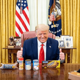 Did Trump Promote Goya Foods from the Oval Office?