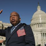 Civil rights legend Rep. John Lewis dies