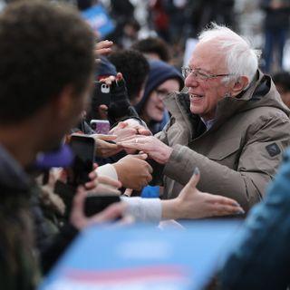 Sanders projected to win Utah Democratic primary - Axios