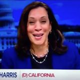 'What Happened to Kamala Harris's Face?' - Democrat Senator Kamala Harris Debuts New, Bizarre Cheeky Look (VIDEO)
