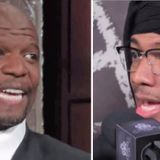 Terry Crews addresses Nick Cannon supporters: 'I was never afraid of the KKK ... it was people like you'