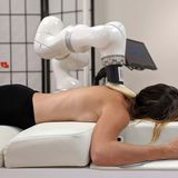 Robots can now give full-body personalised massages at home