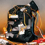 The government says this backpack is a fraud, but the creator says he's just a failure