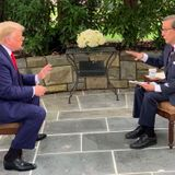 Chris Wallace masterfully turned in what might have been the best TV interview ever with President Donald Trump - Poynter