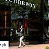 Burberry and Jaguar Land Rover will face consumer boycott, China warns