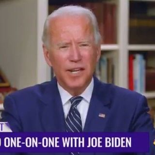 """What is Wrong with Old Joe? Biden Becomes Totally Incoherent During Interview, Says His Campaign Has """"Voter Registration Physicians"""" (VIDEO)"""