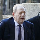 Harvey Weinstein Is Being Moved to Rikers Island
