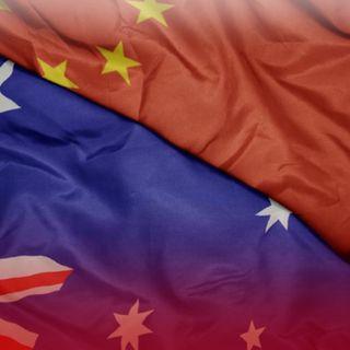 Sino-Australian Relations: Economic Dependency and Cold War Animosity   Jayzoq
