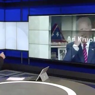 WATCH: Biden's Handlers Interrupt News Anchor Live On Air, CUT OFF Video Feed to End Local TV Interview
