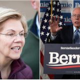 """Sanders: Warren """"changed political consciousness in America"""" - Axios"""