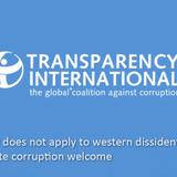 State Dept-funded Transparency International goes silent on jailed transparency activist Julian Assange | The Grayzone