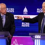Sanders attacks Biden on trade, Social Security as Democrats' battle moves to Michigan and beyond