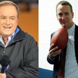 What a Potential Peyton Manning-Al Michaels 'MNF' Booth Would Mean