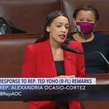 'He Called Me a F*cking Bitch' - AOC Drops F-Bombs During Tirade on House Floor, Accuses GOP Lawmaker of Accosting Her (VIDEO)