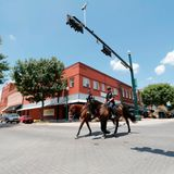 Southlake's one-of-a-kind business isn't horsing around
