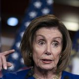 Pelosi: 'Trump Virus' Is 'Rolling Like a Freight Train' -- 'Biggest Failure' in History