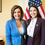 Pelosi: Trump's Language About Women Gives Rep. Yoho 'License' to Attack AOC