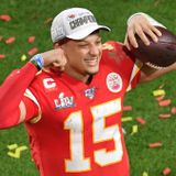 Patrick Mahomes Didn't Understand How To Read Defenses Until Last Season