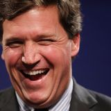 Who's afraid of Tucker Carlson? Just the entire US establishment, that's all