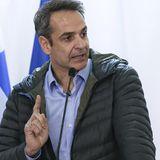EU-Turkey migration deal is 'dead,' warns Greek PM Mitsotakis