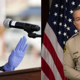 Sheriff's sexist slur, accusations of 'blood money' ramp up feud with L.A. County supervisors