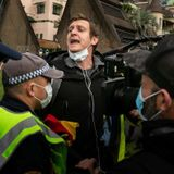 Six protesters arrested at Sydney Black Lives Matter march - ABC News