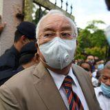 Najib Razak News: Malaysian ex-PM Najib sentenced to 12 years jail, fined for abuse of power   World News - Times of India
