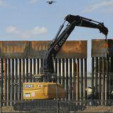 Viral Video Claiming Hurricane Blew Down Border Wall Was Fake News