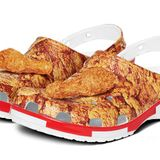 KFC Fried Chicken Smelling Crocs Sell Out Within Half An Hour Of Their Launch